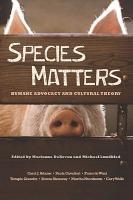 Species Matters PDF