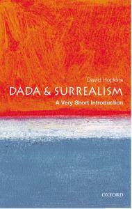 Dada and Surrealism  A Very Short Introduction PDF