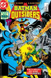 Batman and the Outsiders (1983-) #22