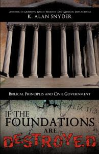 If the Foundations Are Destroyed Book