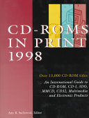 CD ROMS in Print  1998 PDF