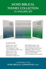 Word Biblical Themes Collection