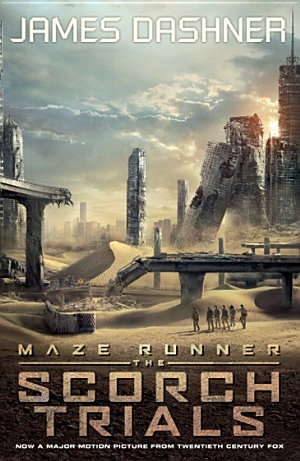 Maze Runner 2  The Scorch Trials