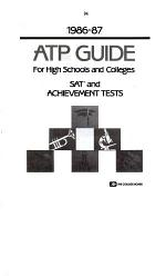 Sex and Race Differences on Standardized Tests