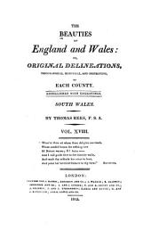 The Beauties of England and Wales, Or, Delineations, Topographical, Historical, and Descriptive, of Each County: South Wales