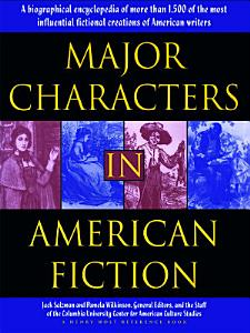 Major Characters In American Fiction PDF