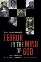 Terror in the Mind of God  Fourth Edition PDF