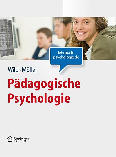 P  dagogische Psychologie  Lehrbuch mit Online Materialien  PDF