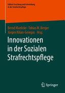 Innovationen in der Sozialen Strafrechtspflege PDF