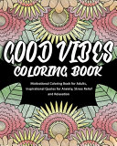 Good Vibes Coloring Book PDF