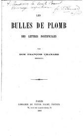 Les bulles de plomb des lettres pontificales