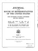 Download Journal of the House of Representatives of the United States Book