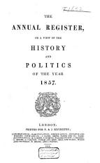 The Annual Register PDF