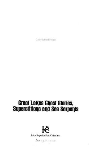 Haunted Lakes