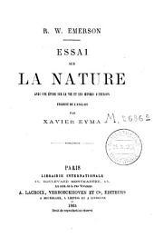 Essai sur la nature