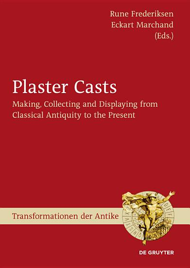 Plaster Casts PDF