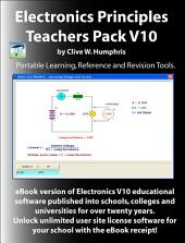 Electronics Principles Teachers Pack: Volume 10