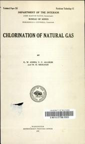 Chlorination of natural gas: Issue 255