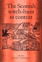 The Scottish Witch Hunt in Context PDF