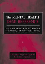 The Mental Health Desk Reference
