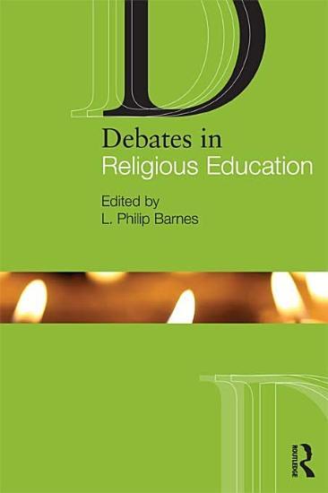 Debates in Religious Education PDF
