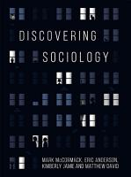 Discovering Sociology PDF