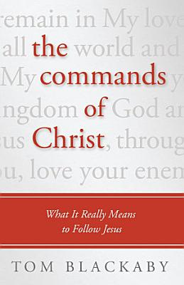 The Commands of Christ PDF