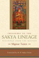 Treasures of the Sakya Lineage PDF