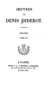 Œuvres de Denis Diderot: Volume10