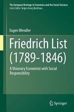 Friedrich List (1789-1846)