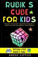 Rubik s Cube for Kids PDF