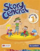 Story Central Level 1 Activity Book Book PDF
