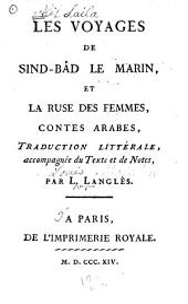 Les voyages de Sind-bâd le marin: et, La ruse des femmes : contes arabes