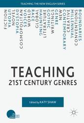 Teaching 21st Century Genres Book PDF