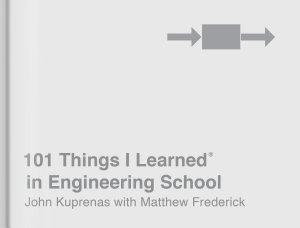 101 Things I Learned   in Engineering School