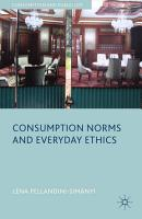 Consumption Norms and Everyday Ethics PDF