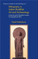 Bibliography on Indian Buddhist Art and Archaeology PDF