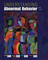 Understanding Abnormal Behavior PDF