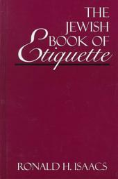 The Jewish Book of Etiquette