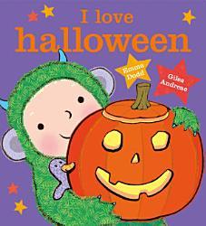 I Love Halloween Book PDF