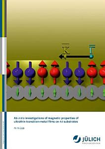Ab Initio Investigations of Magnetic Properties of Ultrathin Transition Metal Films on 4d Substrates
