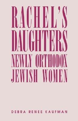 Rachel s Daughters