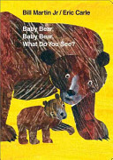 Baby Bear  Baby Bear  What Do You See  Board Book PDF