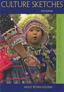Culture Sketches Book PDF