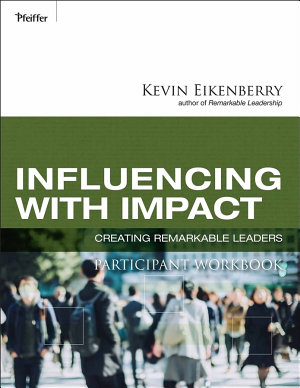 Influencing with Impact Participant Workbook PDF