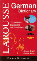 Larousse German dictionary