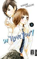 Say  I love you   03 PDF