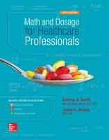 MATH AND DOSAGE CALCULATIONS FOR HEALTHCARE PROFESSIONALS PDF