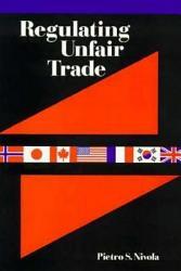 Regulating Unfair Trade Book PDF