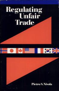 Regulating Unfair Trade Book